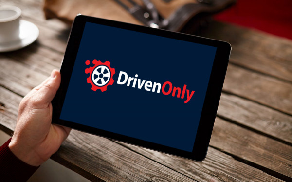 Sample branding #2 for Drivenonly