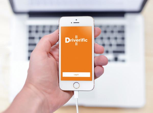 Sample branding #3 for Driverific