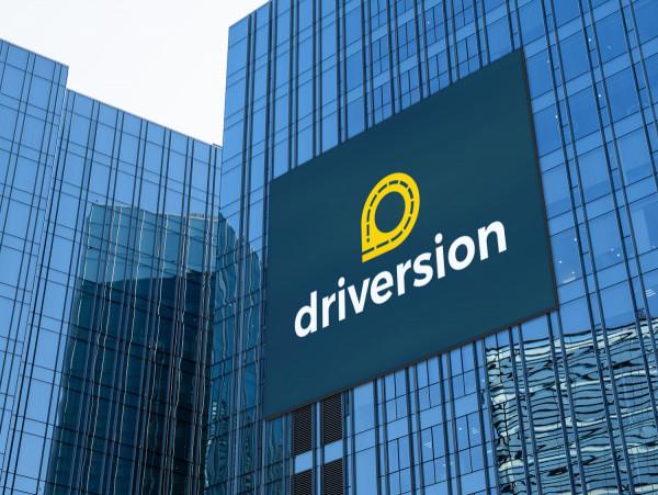 Sample branding #3 for Driversion