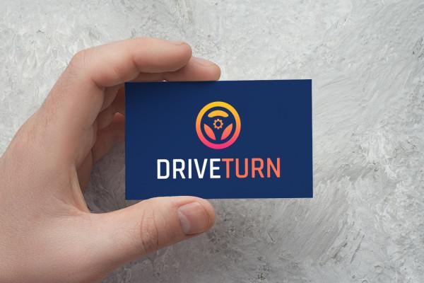 Sample branding #3 for Driveturn