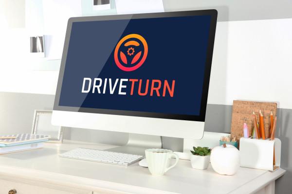 Sample branding #2 for Driveturn
