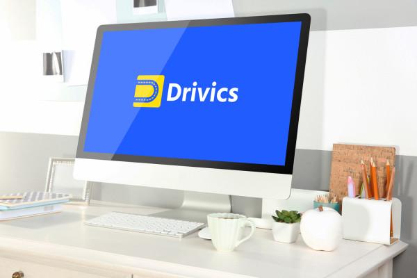 Sample branding #2 for Drivics