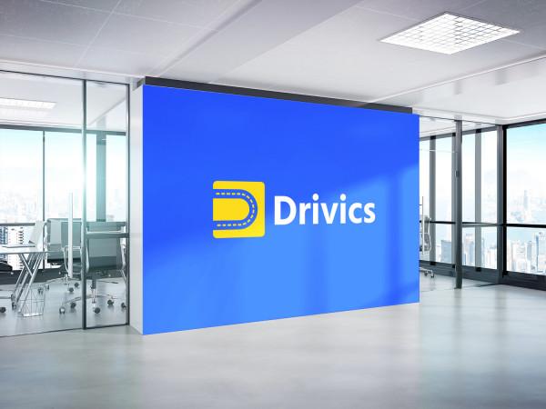 Sample branding #1 for Drivics