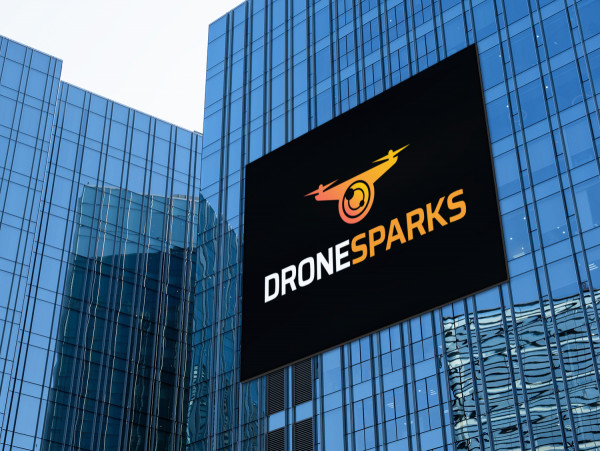 Sample branding #1 for Dronesparks