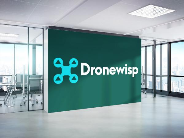 Sample branding #3 for Dronewisp