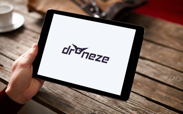 Sample branding #3 for Droneze