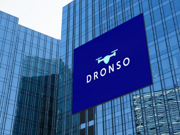 Sample branding #3 for Dronso