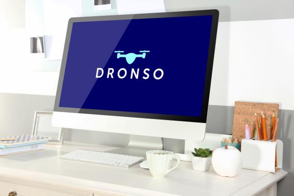 Sample branding #1 for Dronso