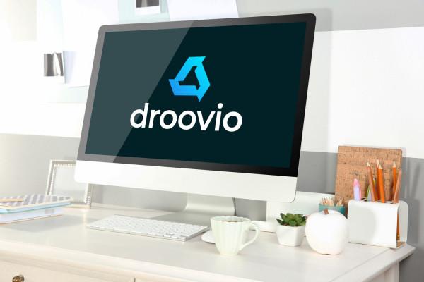 Sample branding #3 for Droovio