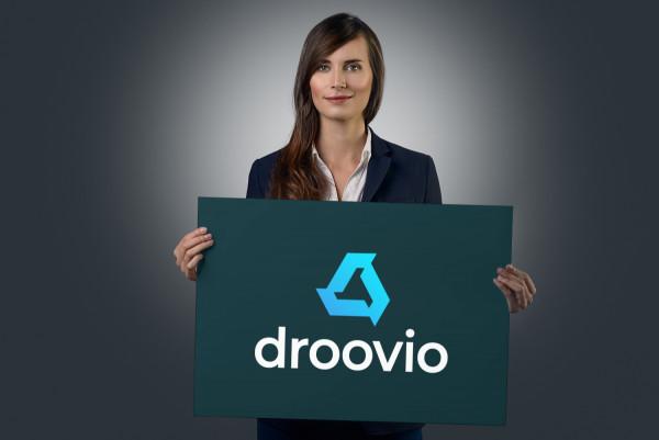 Sample branding #2 for Droovio