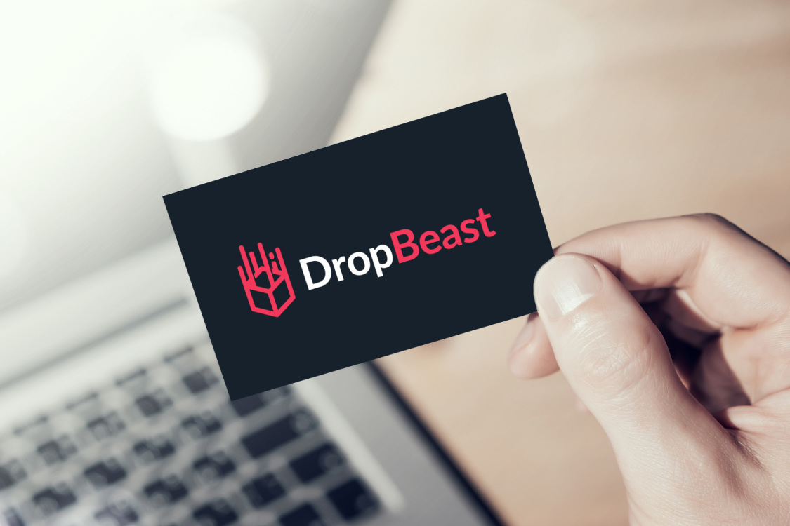 Sample branding #1 for Dropbeast