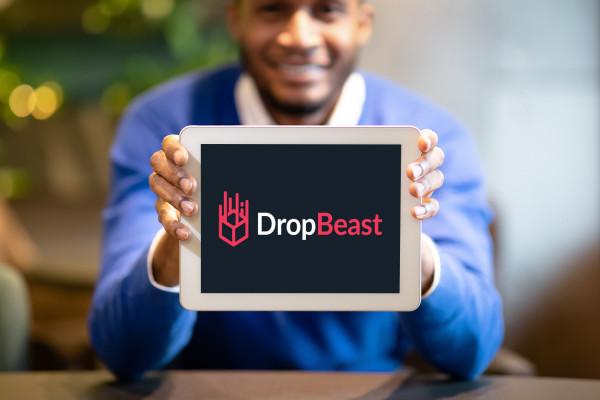Sample branding #1 for Dropbeast