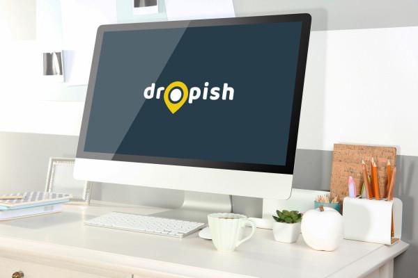 Sample branding #1 for Dropish