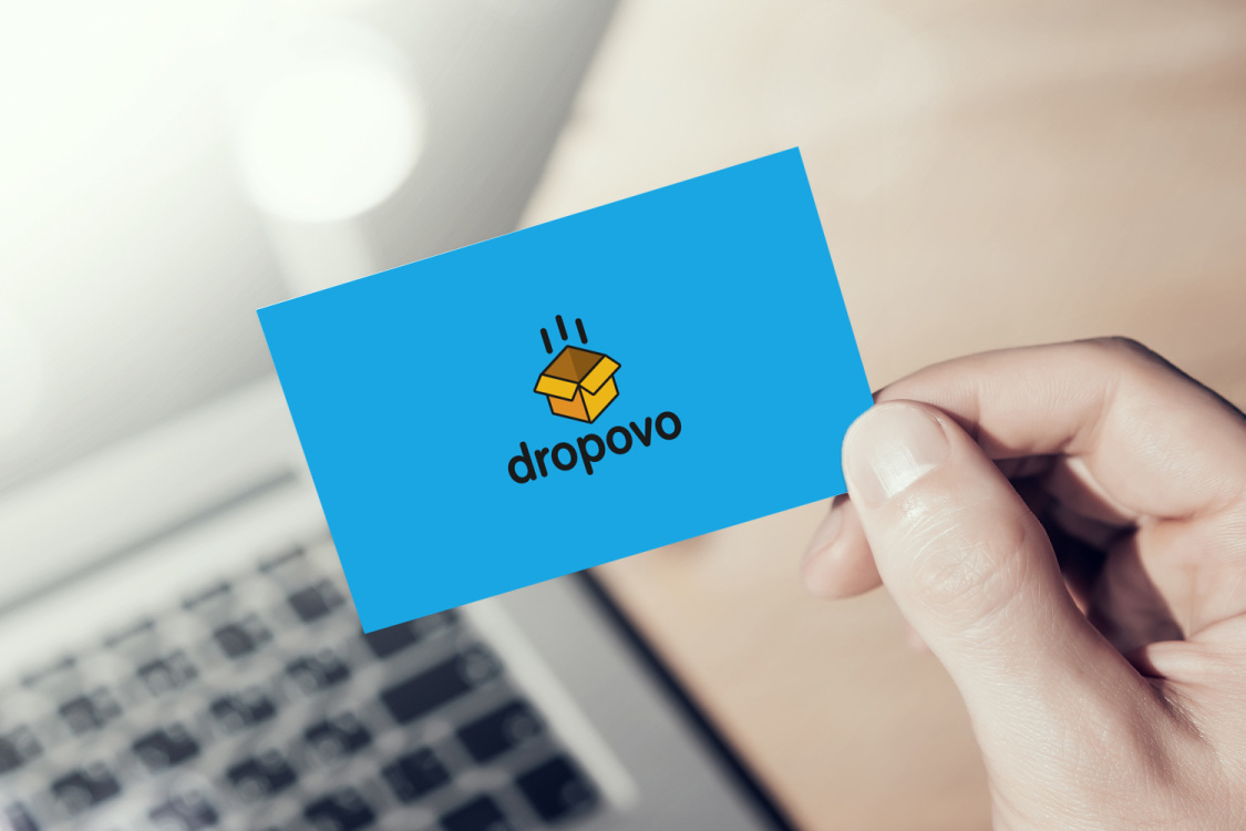 Sample branding #1 for Dropovo