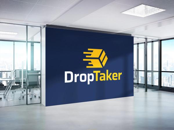 Sample branding #1 for Droptaker
