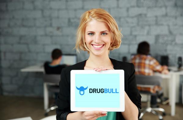 Sample branding #3 for Drugbull