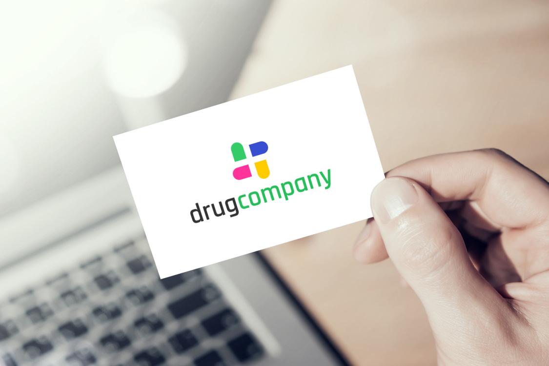 Sample branding #3 for Drugcompany