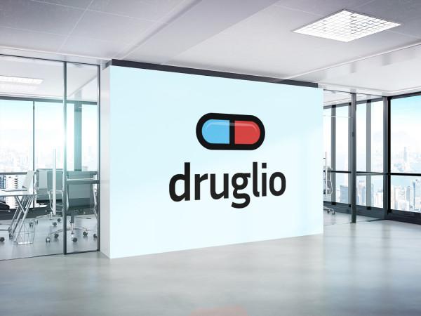 Sample branding #1 for Druglio