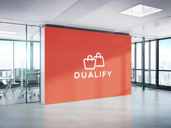 Sample branding #3 for Dualify