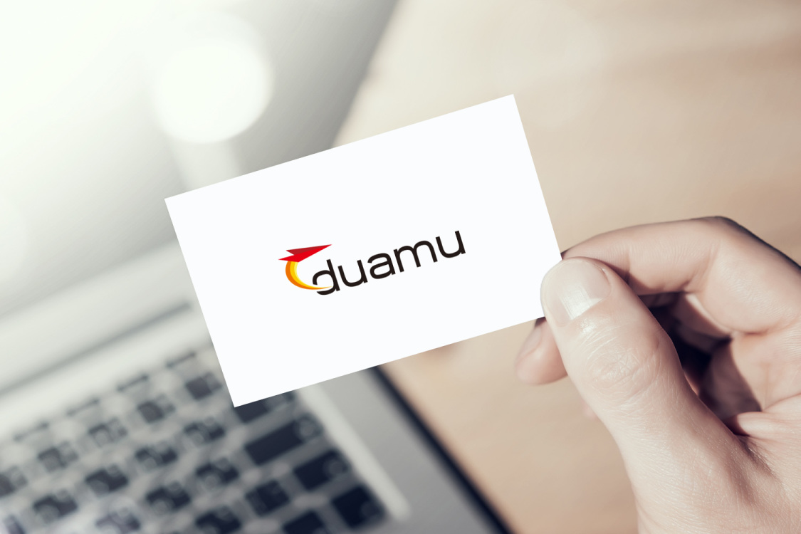 Sample branding #3 for Duamu