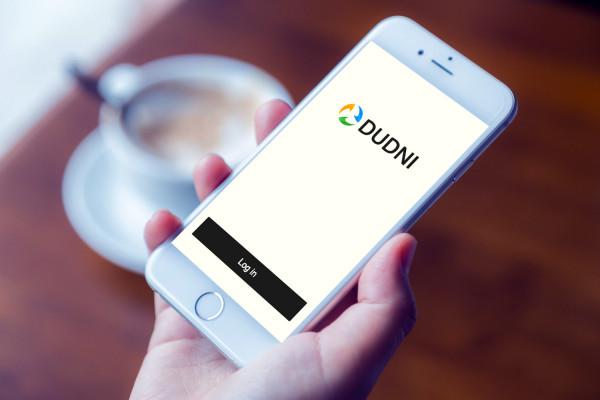 Sample branding #3 for Dudni