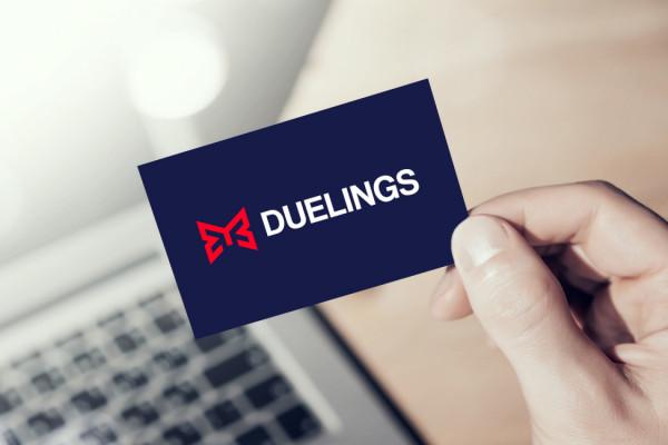 Sample branding #1 for Duelings