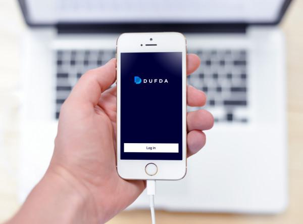 Sample branding #3 for Dufda