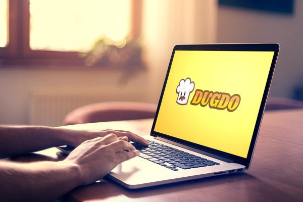 Sample branding #3 for Dugdo