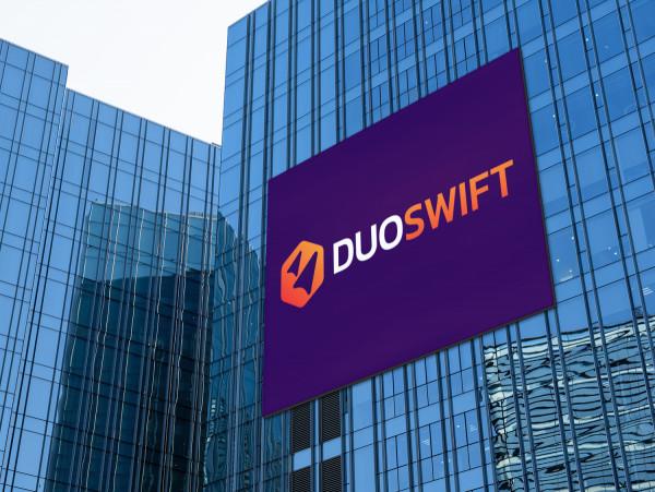Sample branding #2 for Duoswift