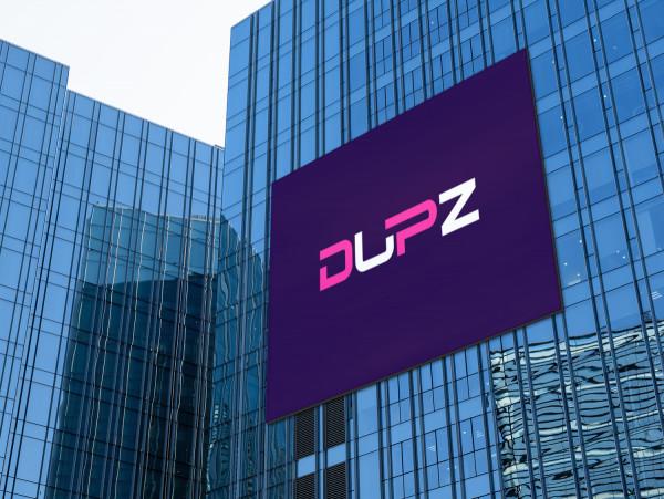 Sample branding #3 for Dupz