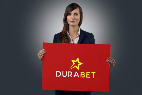 Sample branding #2 for Durabet