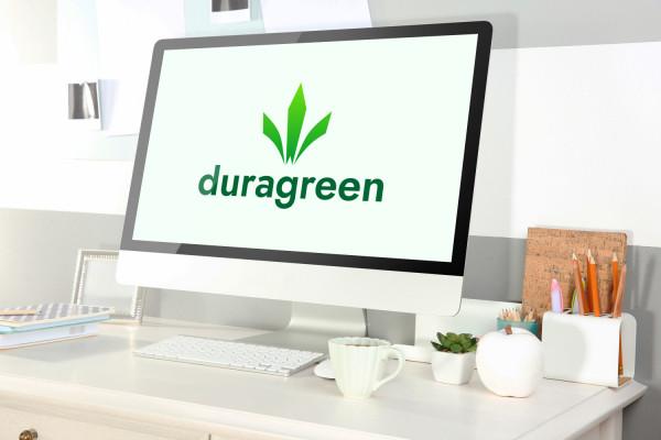 Sample branding #1 for Duragreen