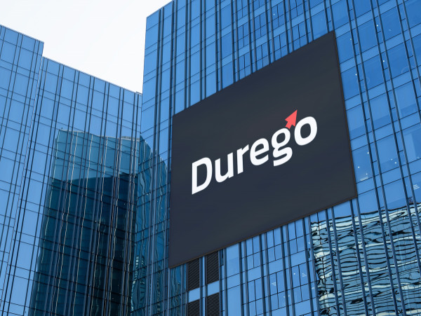 Sample branding #3 for Durego