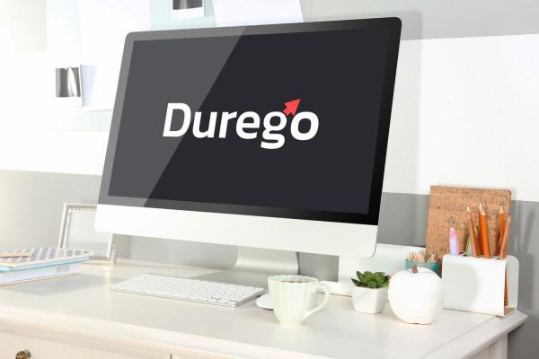 Sample branding #1 for Durego