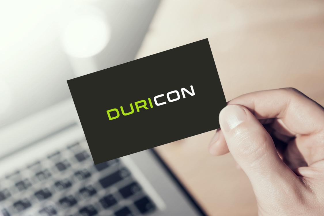 Sample branding #1 for Duricon