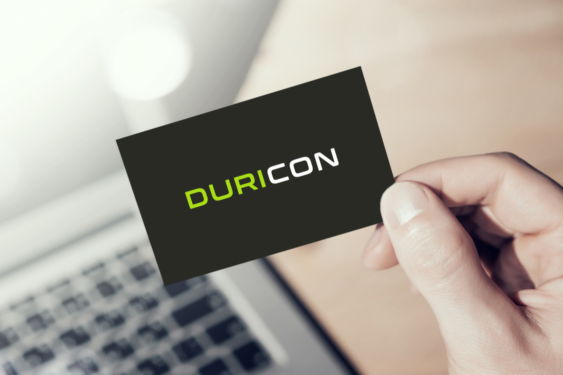 Sample branding #2 for Duricon