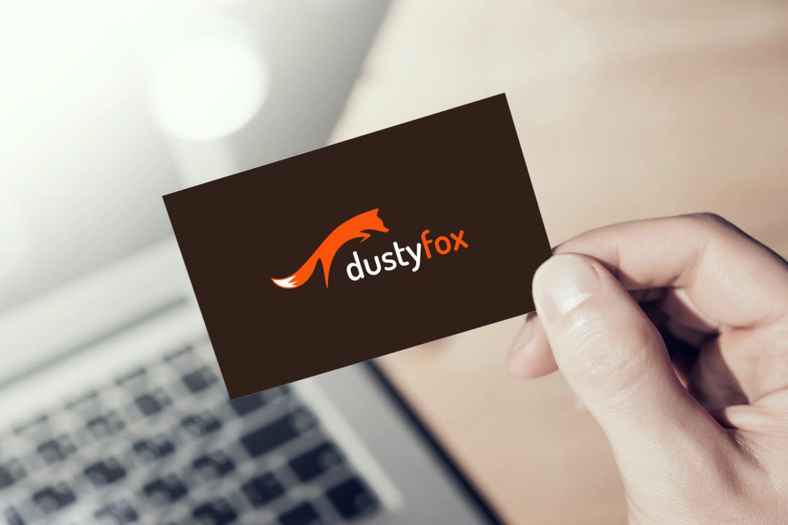 Sample branding #2 for Dustyfox