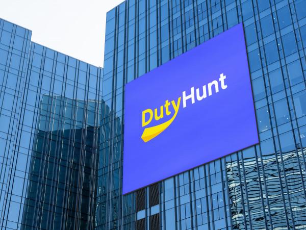 Sample branding #2 for Dutyhunt