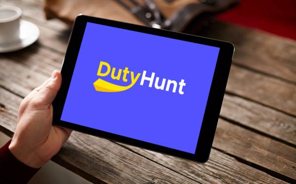Sample branding #3 for Dutyhunt