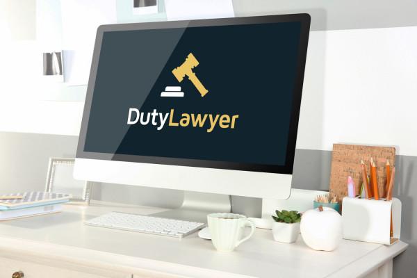 Sample branding #3 for Dutylawyer
