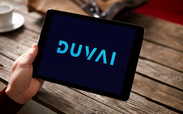 Sample branding #3 for Duvai