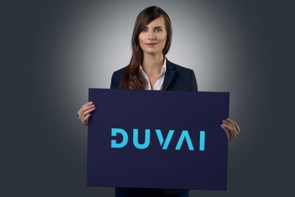 Sample branding #2 for Duvai