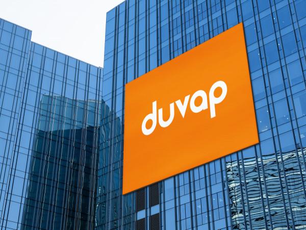 Sample branding #1 for Duvap