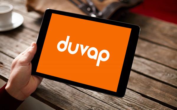 Sample branding #3 for Duvap