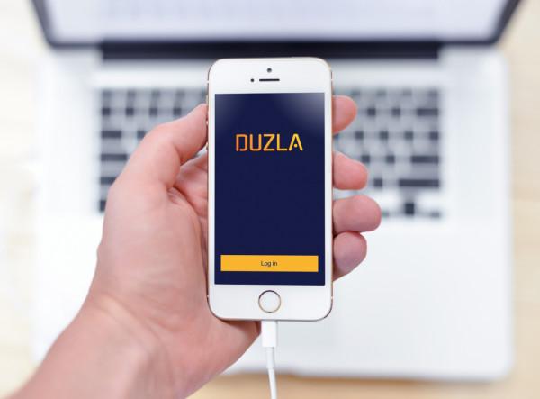 Sample branding #1 for Duzla