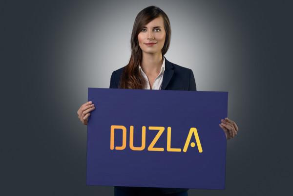 Sample branding #3 for Duzla