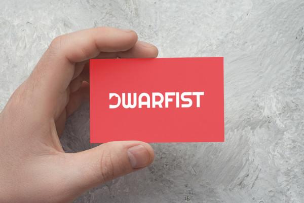 Sample branding #1 for Dwarfist