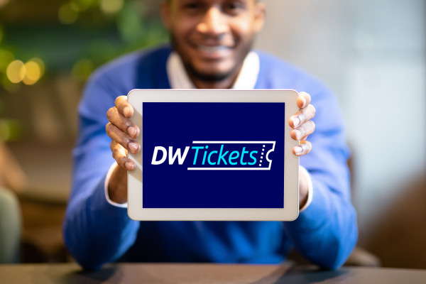 Sample branding #3 for Dwtickets