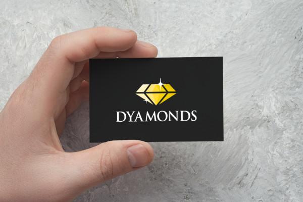 Sample branding #2 for Dyamonds