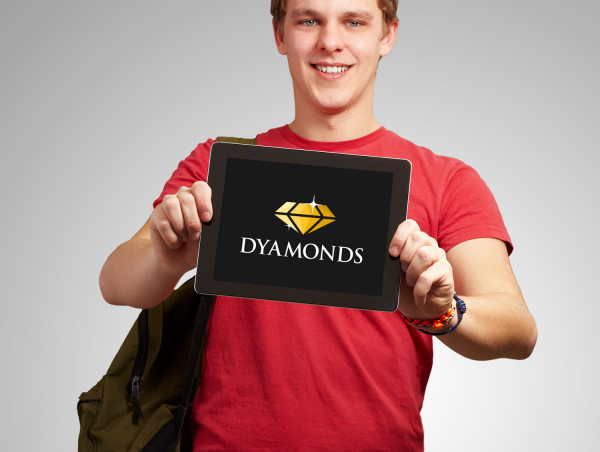 Sample branding #3 for Dyamonds